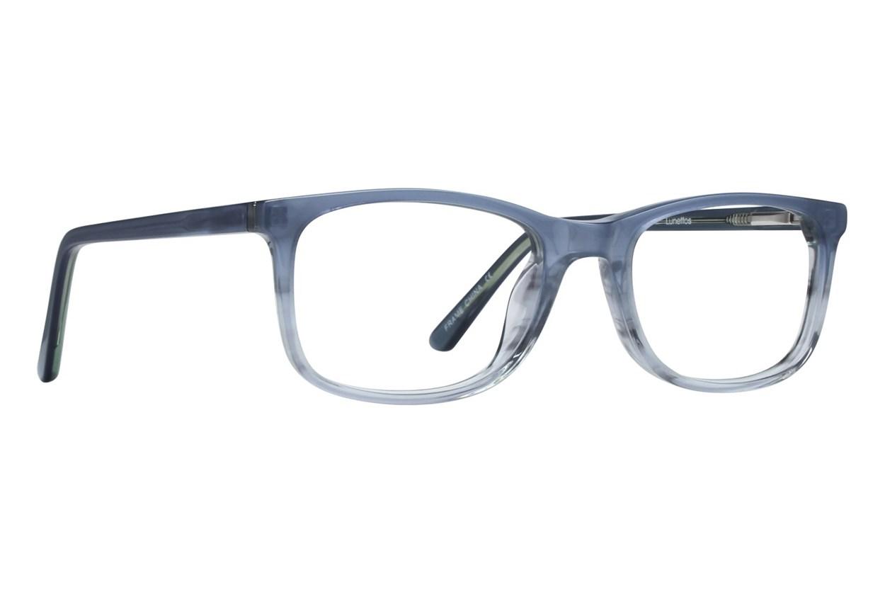 Lunettos Mira Eyeglasses - Blue