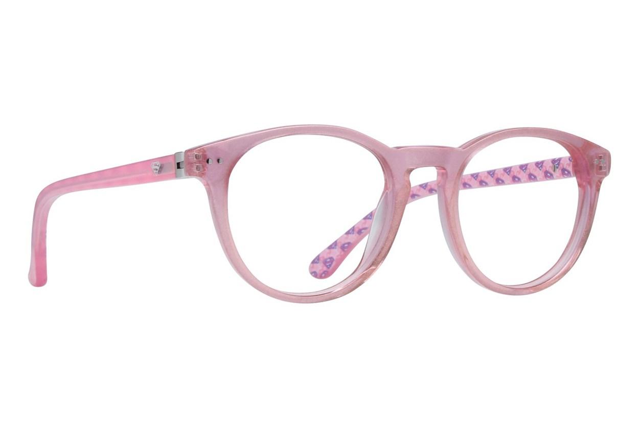 Supergirl SGE4 Eyeglasses - Pink