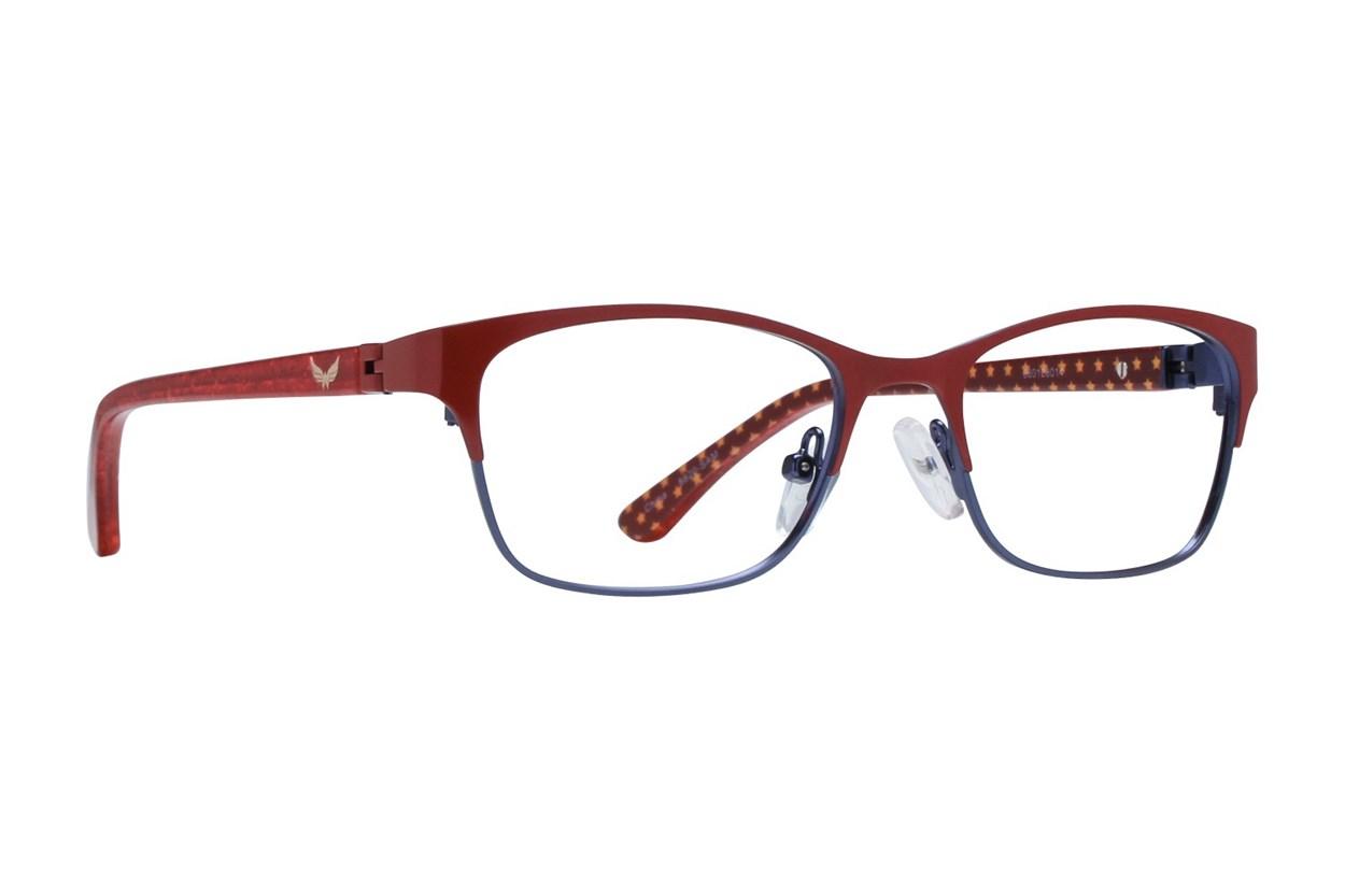 Wonder Woman WWE6 Eyeglasses - Red