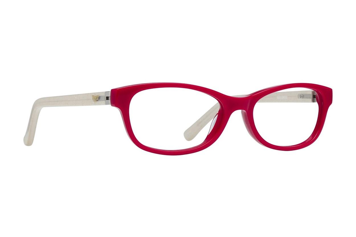 Wonder Woman WWE3 Eyeglasses - Red
