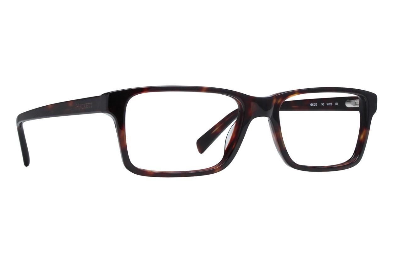 Hackett London Large Fit HEK1210 Eyeglasses - Tortoise