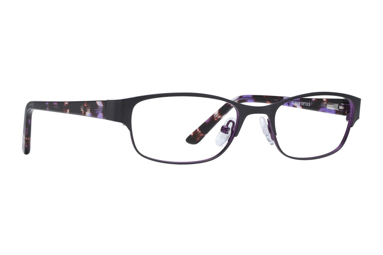 Bloom Optics Petite Lucy Eyeglasses - Black