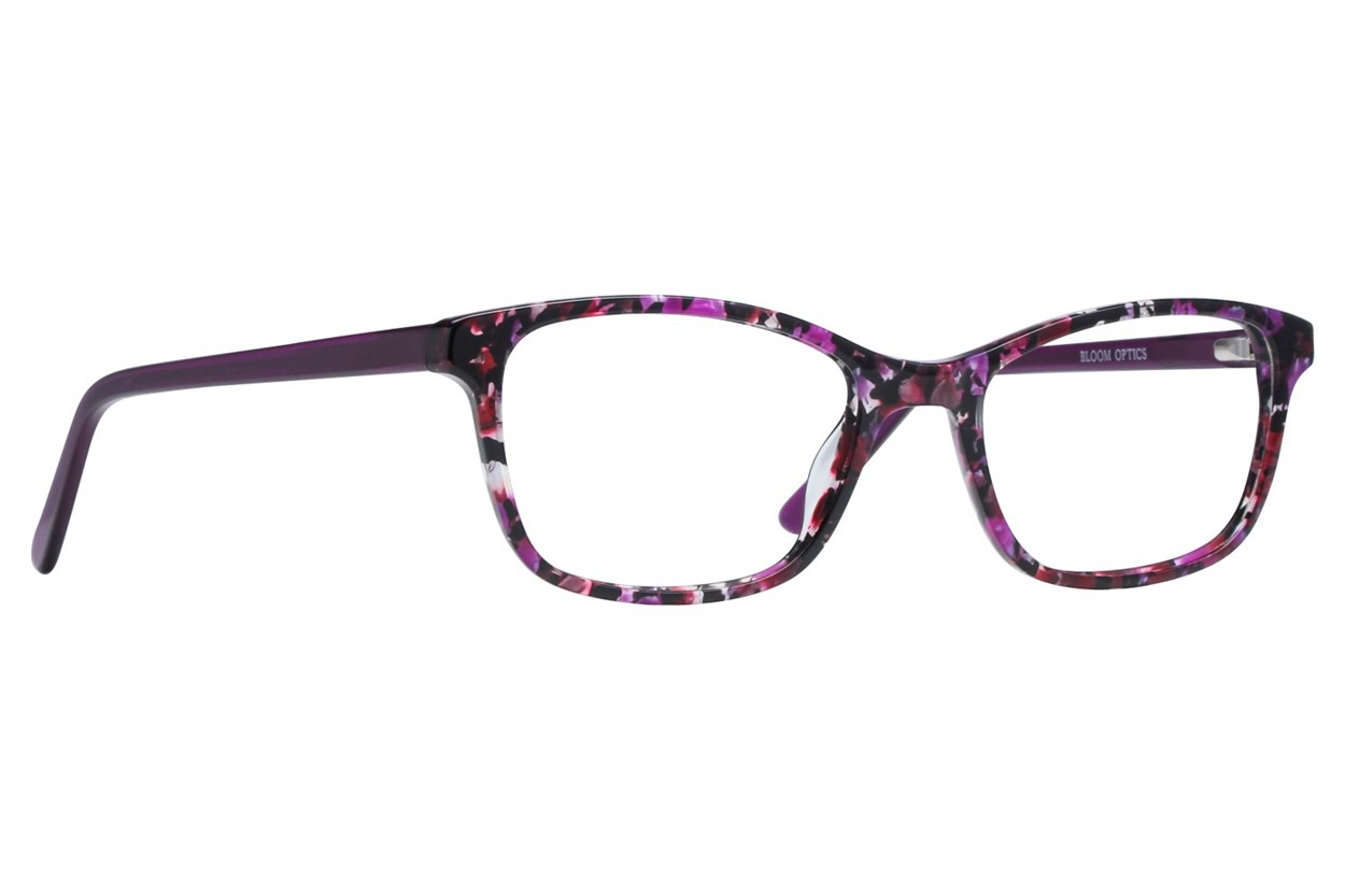 Bloom Optics Petite Tiffany Eyeglasses - Purple