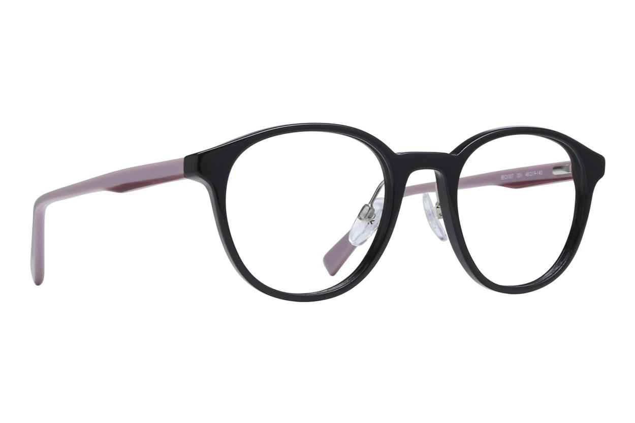 United Colors of Benetton BEO1007 Eyeglasses - Black