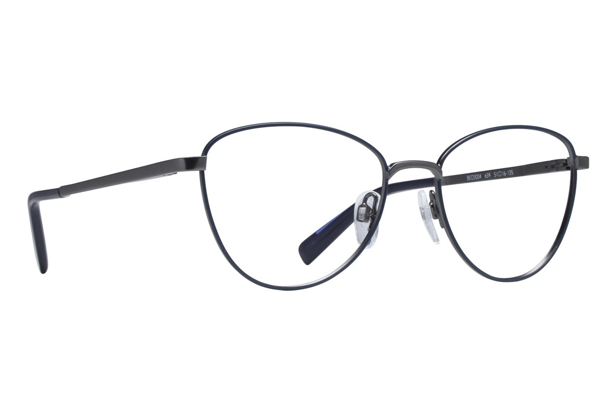 United Colors of Benetton BEO3004 Eyeglasses - Blue
