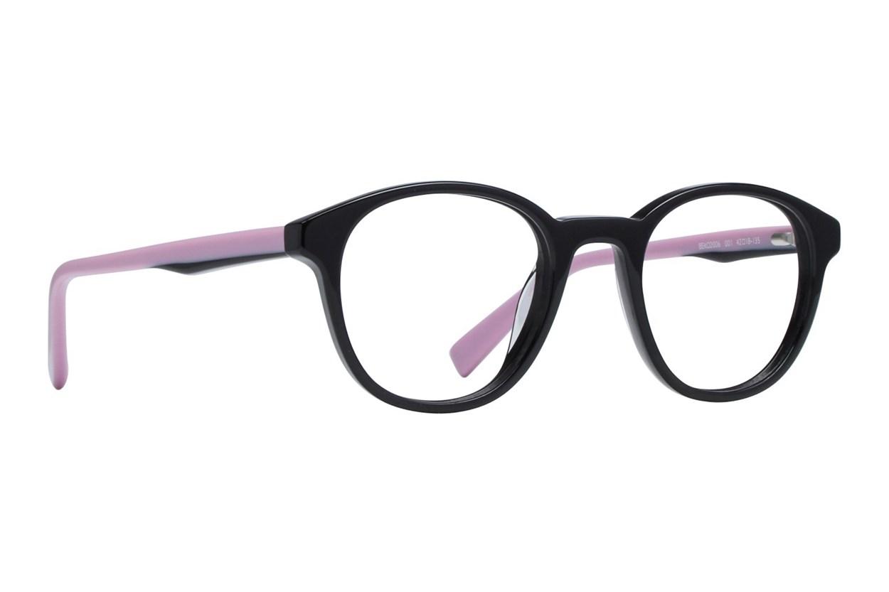 United Colors of Benetton BEKO2006 Eyeglasses - Black