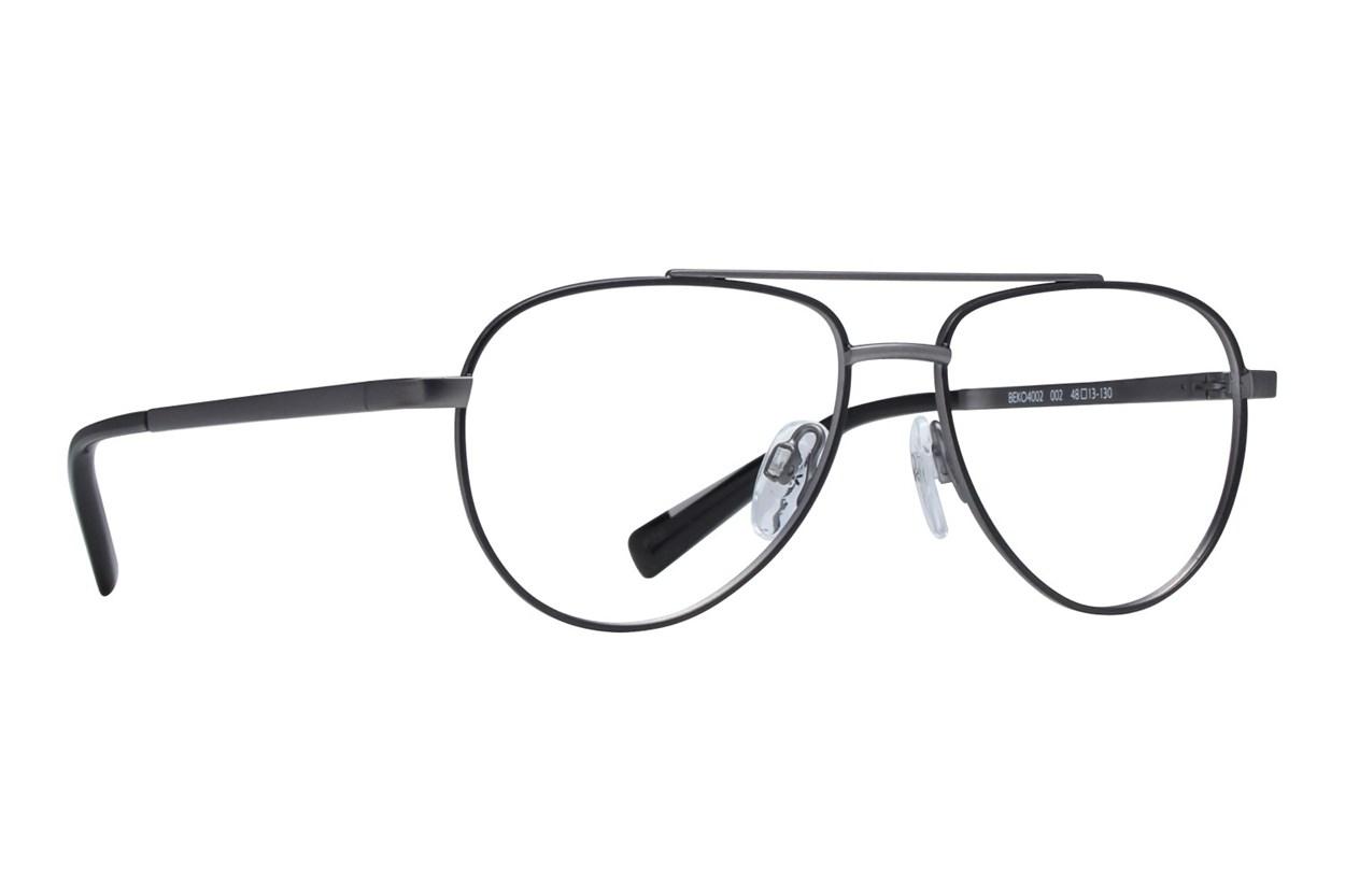 United Colors of Benetton BEKO4002 Eyeglasses - Black