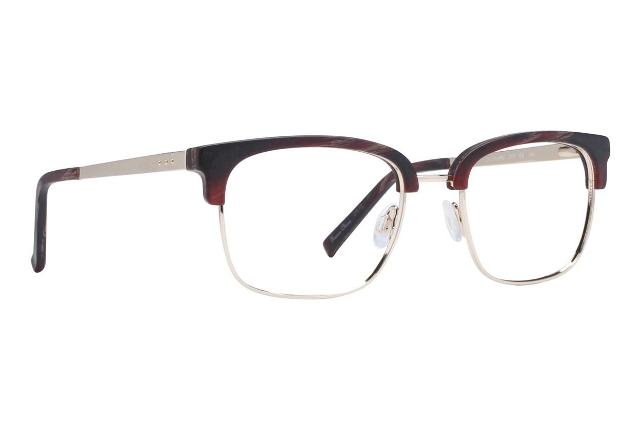 Randy Jackson RJ 1092 Eyeglasses - Wine