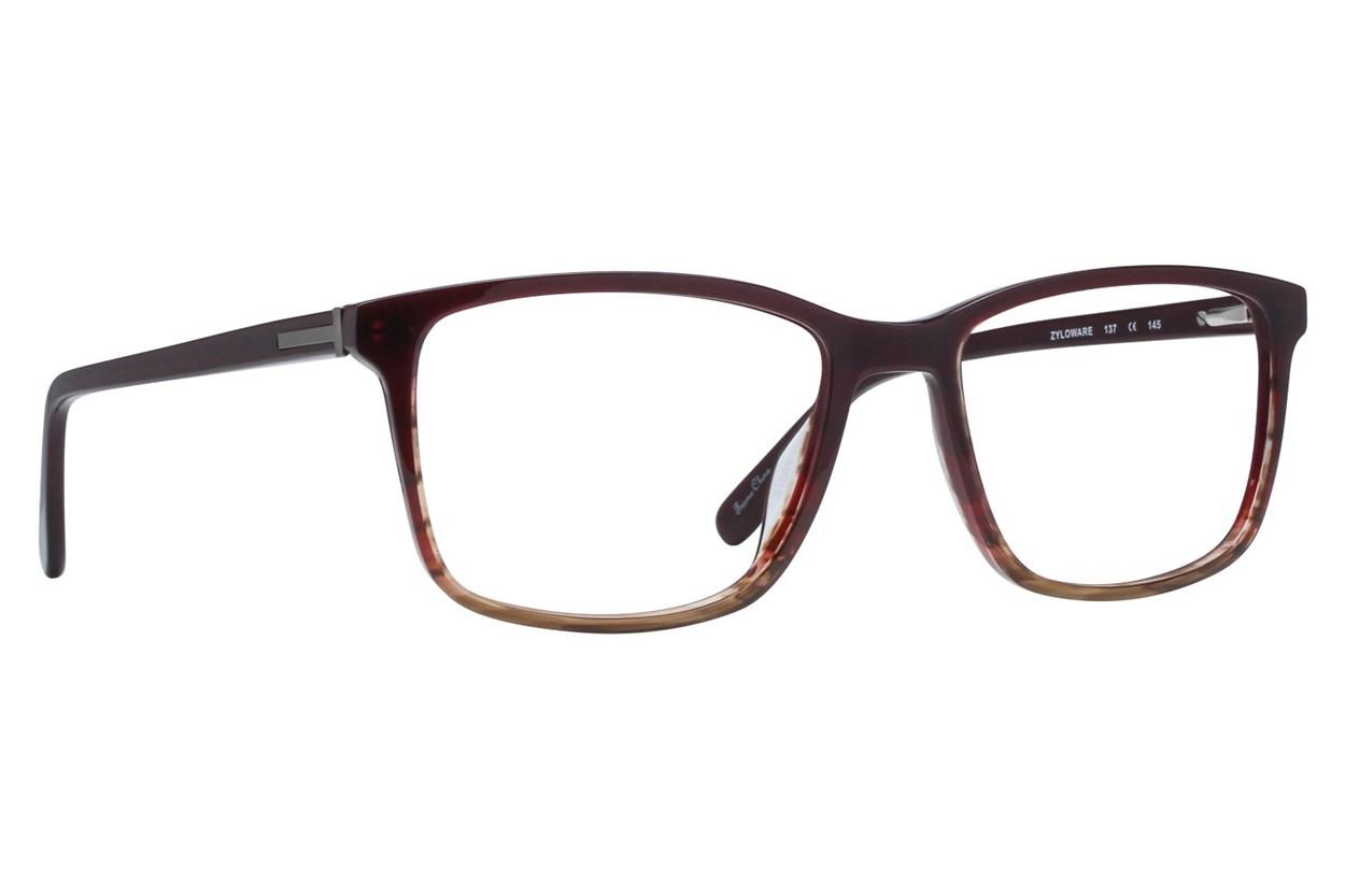 Randy Jackson RJ 3044 Eyeglasses - Wine