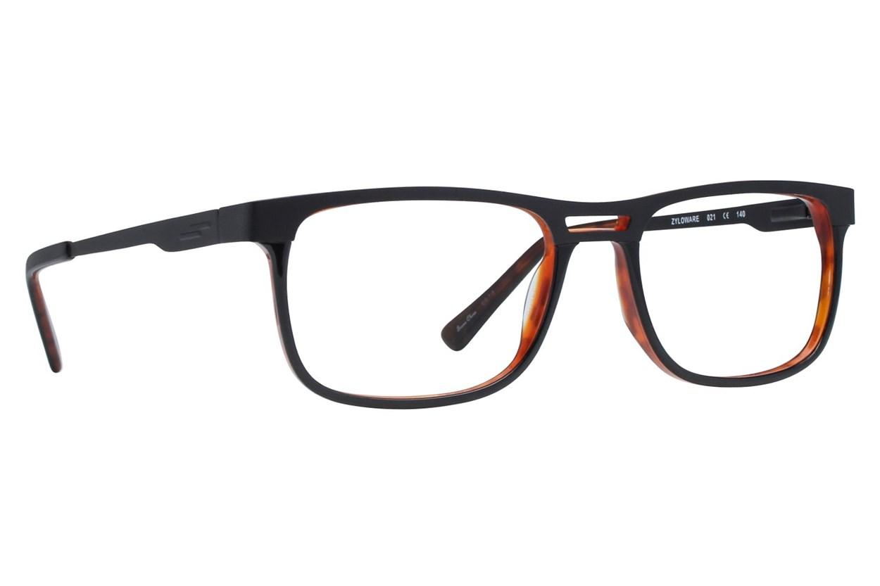 Randy Jackson RJ 3057 Eyeglasses - Black