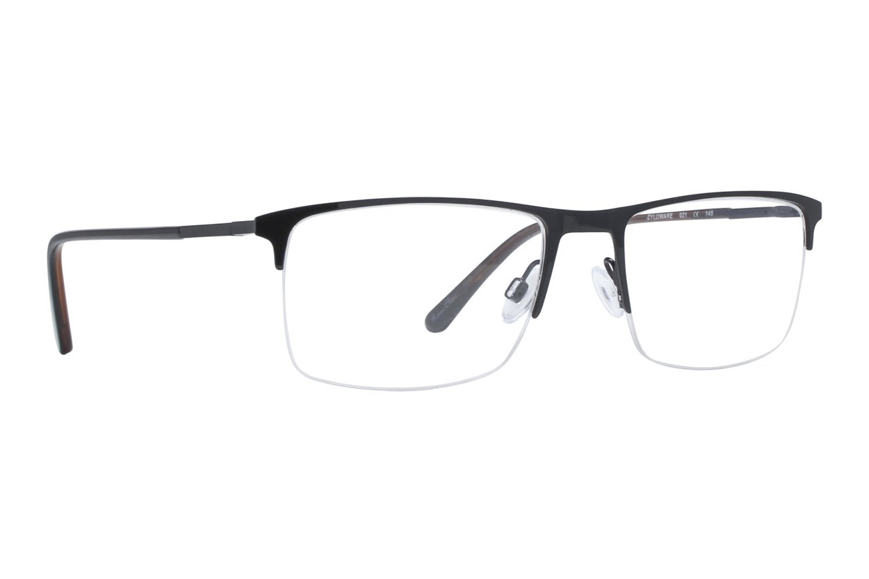 Randy Jackson RJ 1085 Eyeglasses - Black