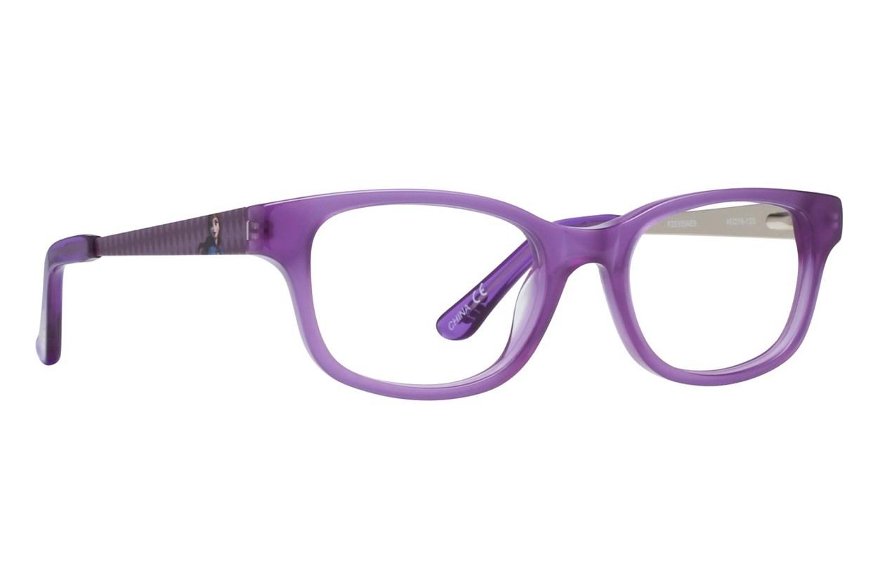 Disney Frozen FZE905 Eyeglasses - Purple