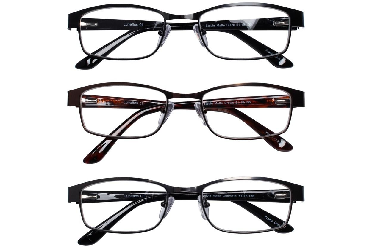 Lunettos Stevie Reading Glasses 3-Pack