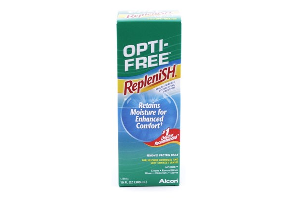 Opti-Free Replenish (10 fl. oz.) SolutionsCleaners